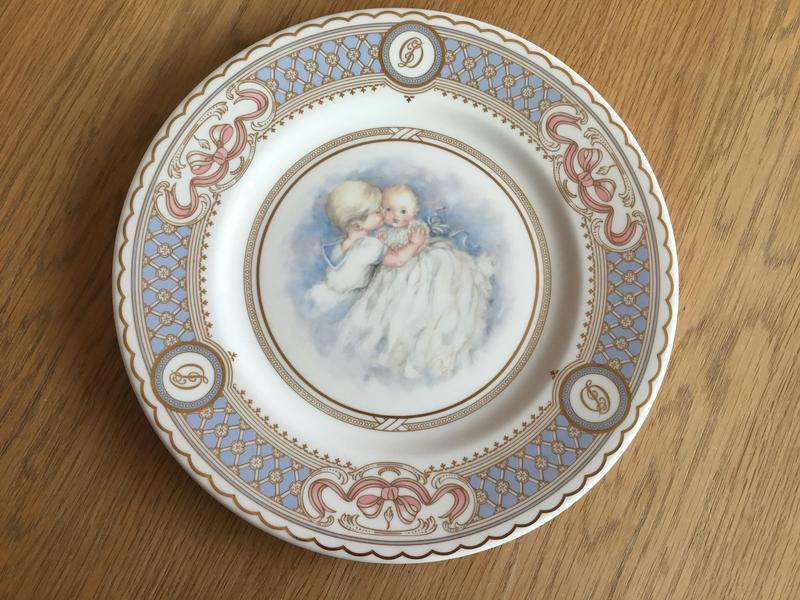 Royal Doulton Royal Birth Celebration Plate Prince Henry