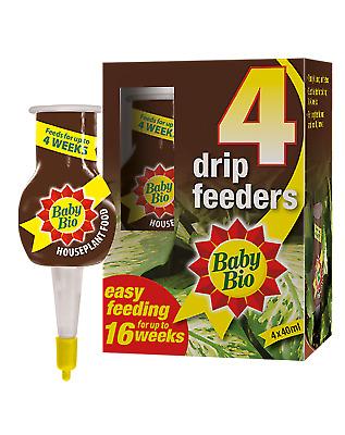 Baby Bio Original Drip Feeder 40ml Pack of 4