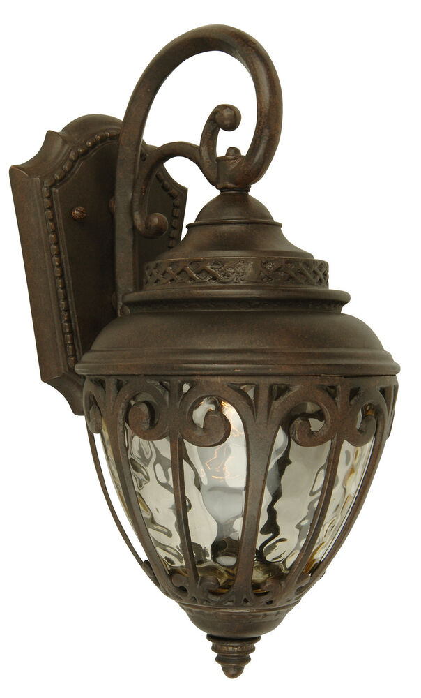 """Craftmade Z-AG Olivier 8"""" 1-Light Outdoor Wall Sconce -"""