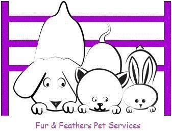 Fur & Feathers Pet Services (Dog Walking and Pet Sitting)