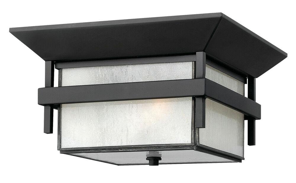 Hinkley Lighting SK-LED 1-Light LED Outdoor FlushMount