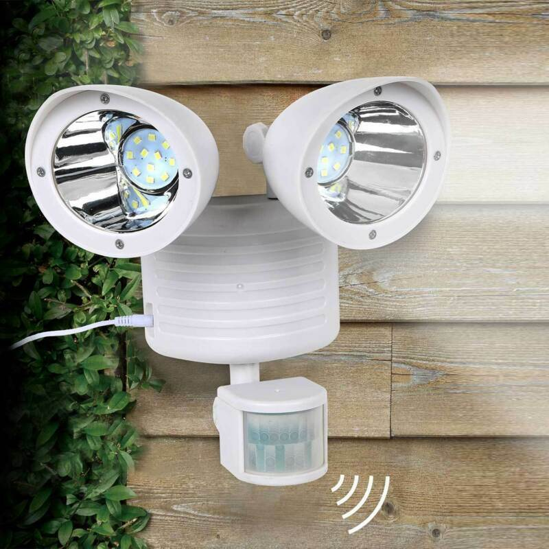 Outdoor Security Detector Solar Spot Light Motion Sensor 22