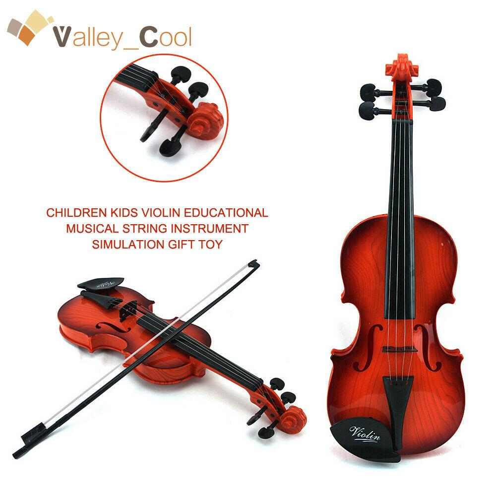 New Children Kids Violin Educational Musical String