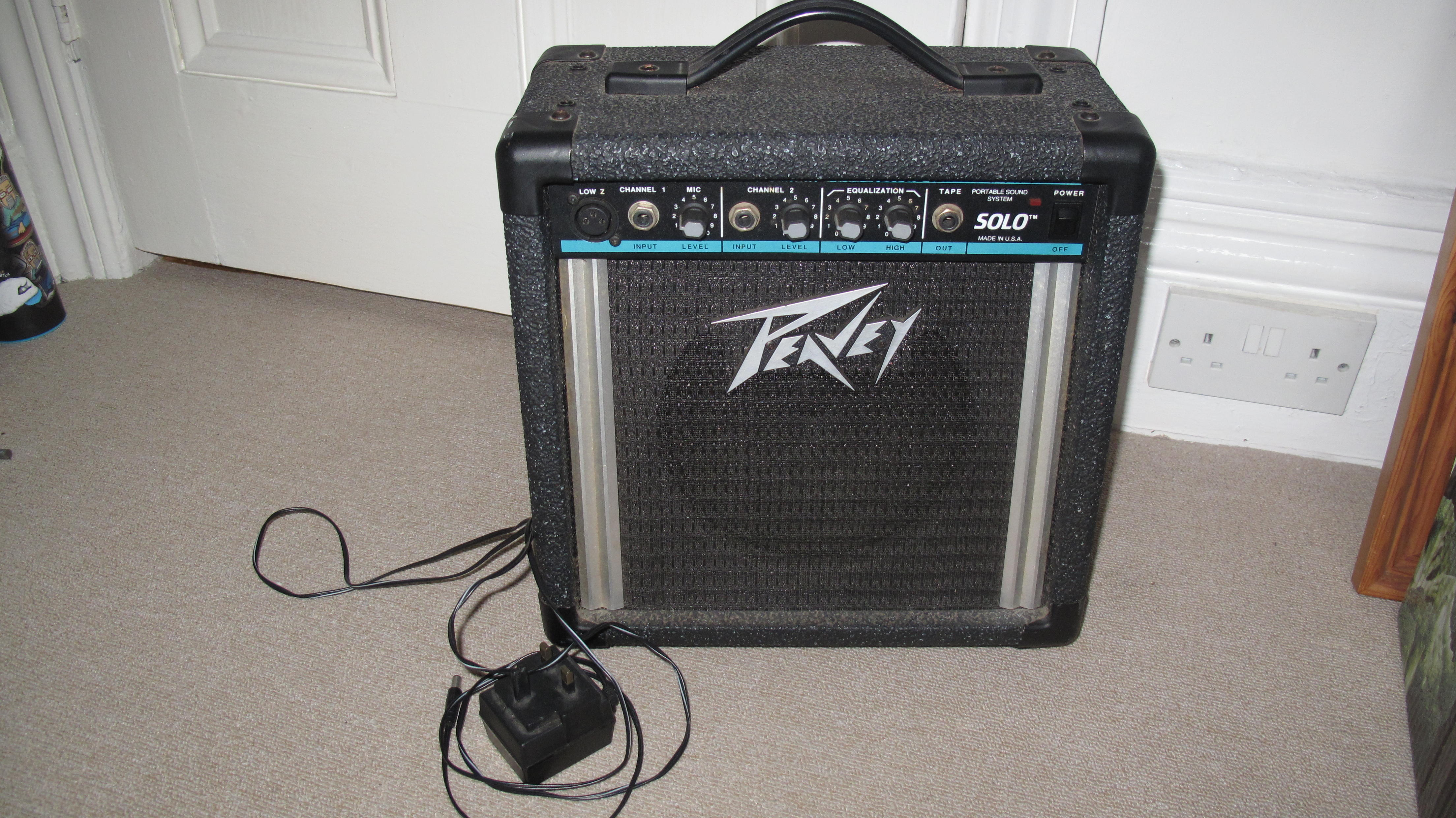 PEAVEY SOLO AMP FOR SALE