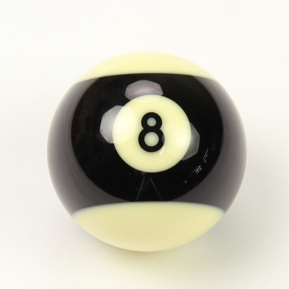 Super Aramith 2 Inch 50.8mm PRO 8 Ball Single Pool Ball -