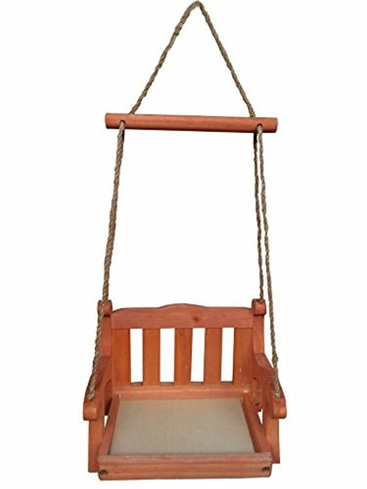 Wildlife World Regency Swing Seat Bird Feeder