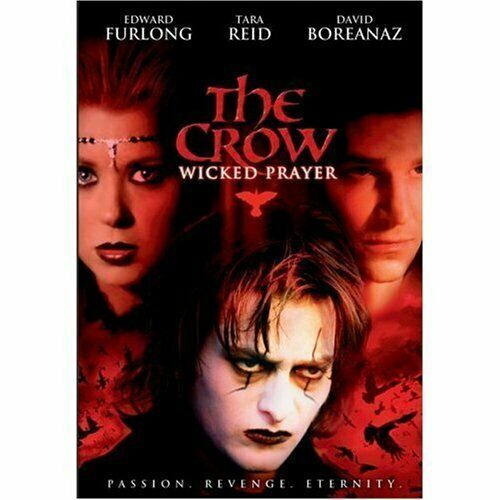 THE CROW: WICKED PRAYER () FOURTH CROW SEQUEL