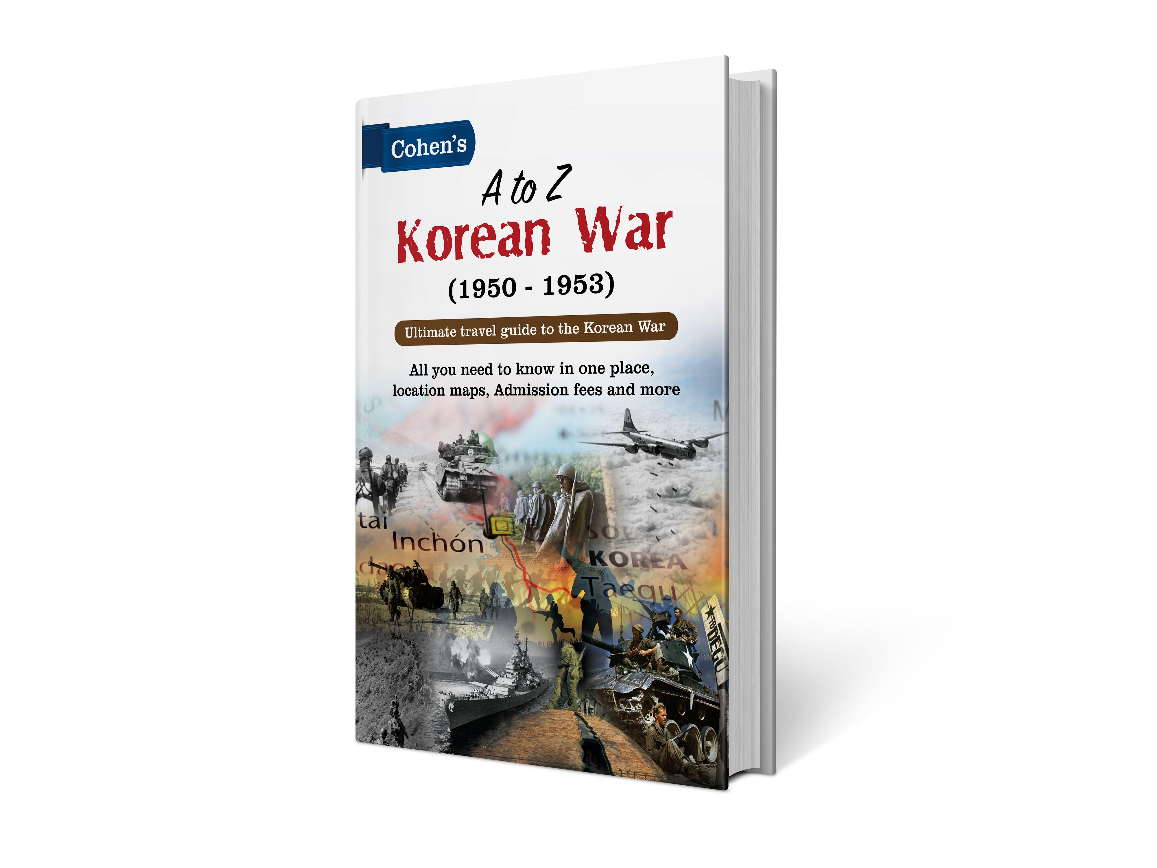 The Ultimate Korean War A to Z Travel Guide PDF