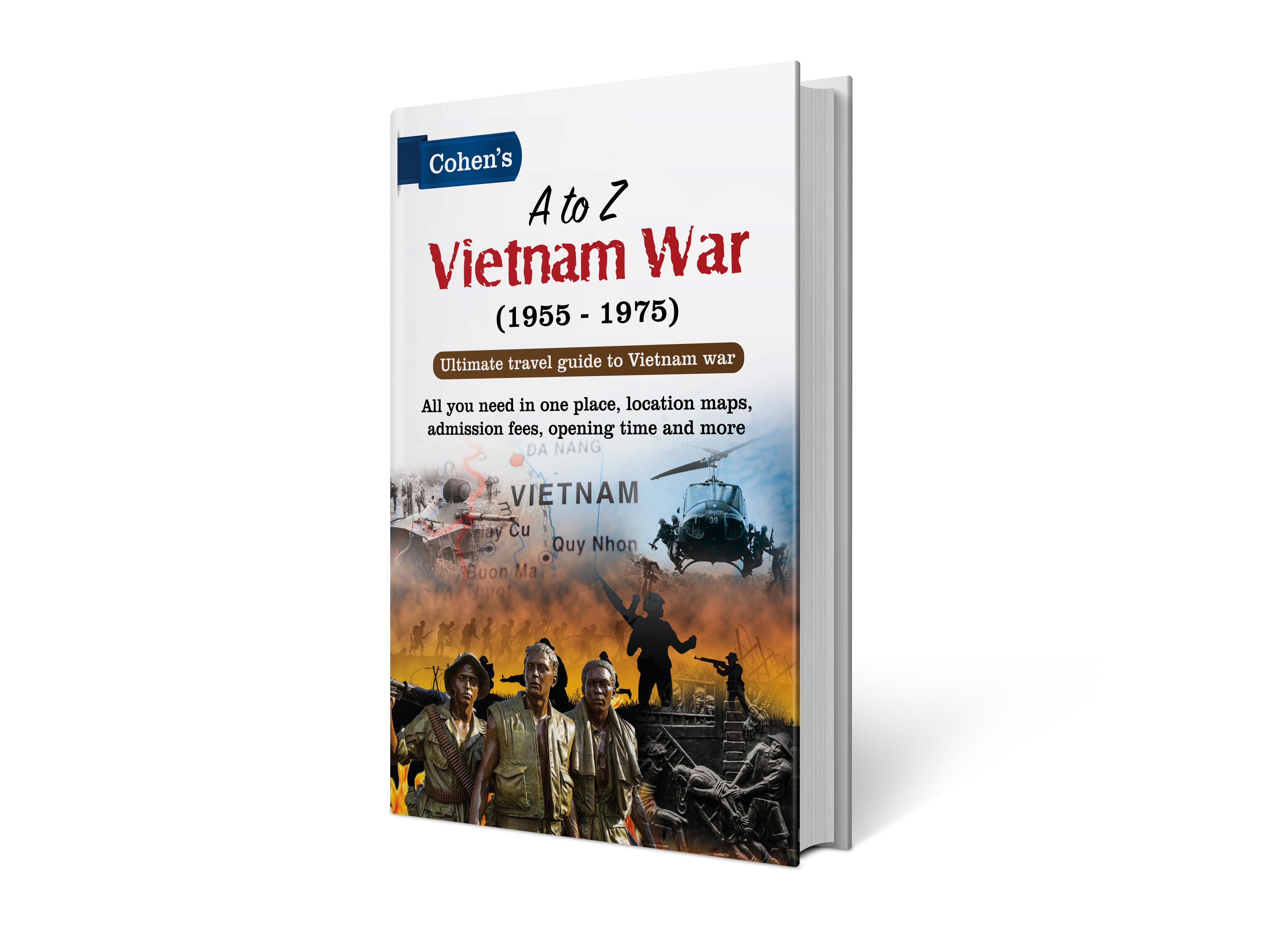 The Ultimate Vietnam War A to Z Travel Guide PDF