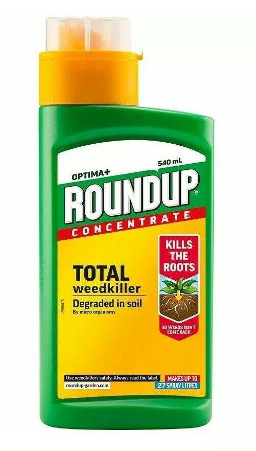 Roundup Roundup Optima Weedkiller 540ml