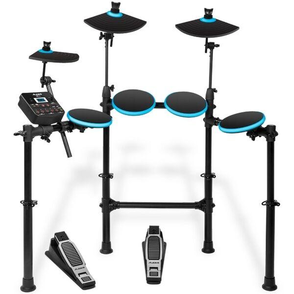 Alesis DM Lite Kit Drum Kit with Portable Folding Rack Pro