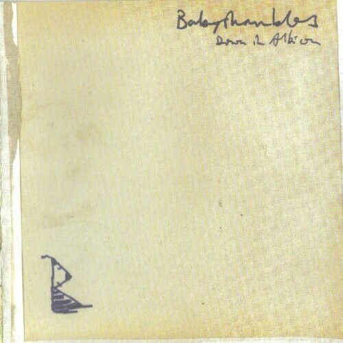 BABYSHAMBLES - DOWN IN ALBION  UK CD