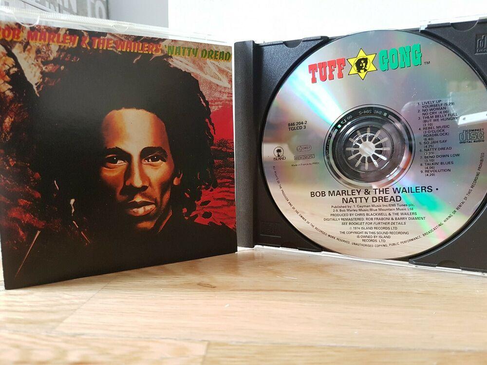 Bob Marley and the Wailers - Natty Dread () CD