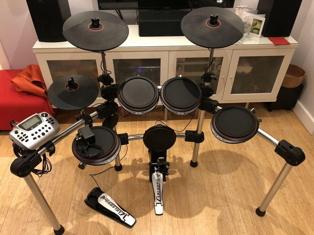 Carlsbro Electronic Drum Kit CSD501