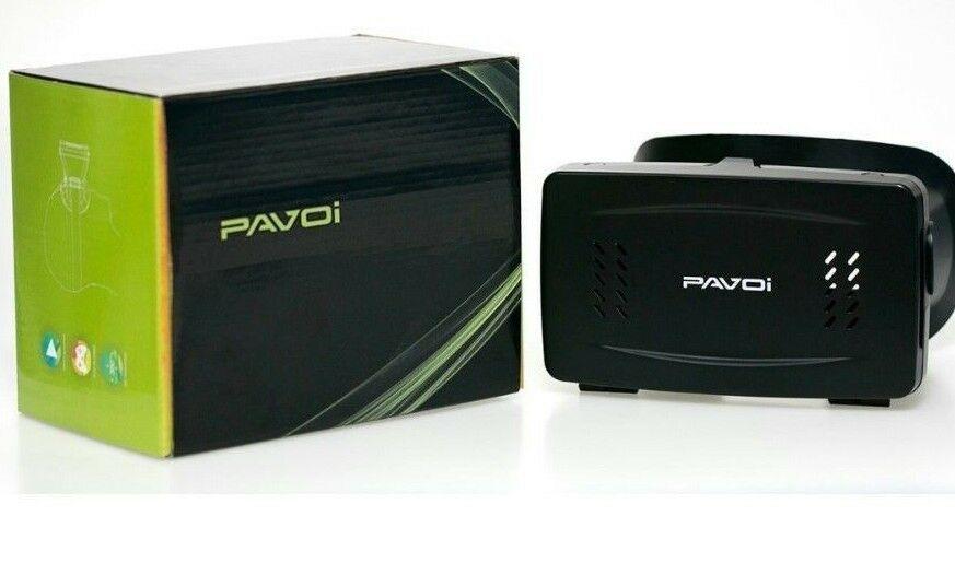 PAVOI Head Mounted Universal 3D II VR Virtual Reality Video