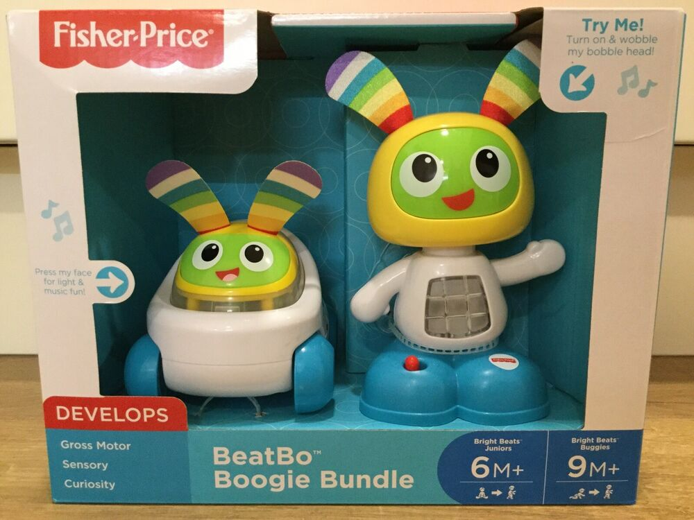 Fisher Price Beatbo Boogie Bundle - NEW