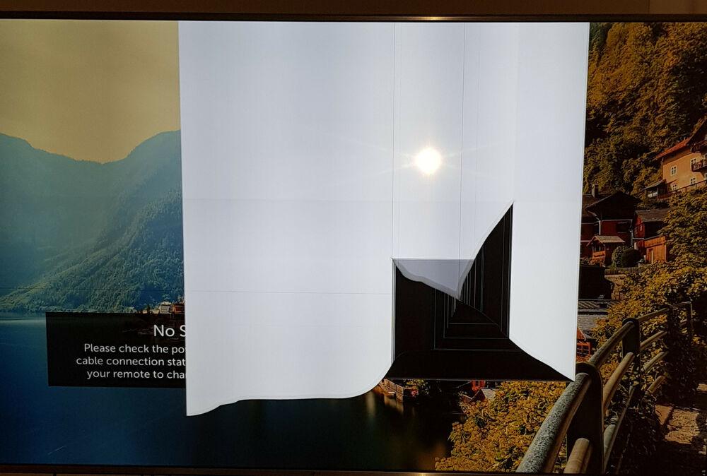 LG 65UKPLA 65 in LED Smart TV