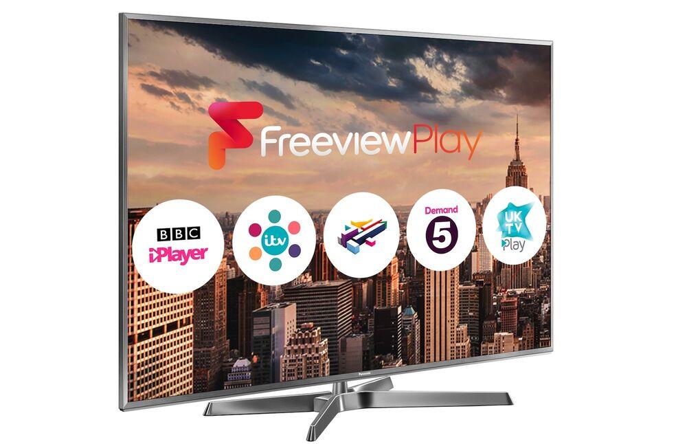 """Panasonic TX-65EX750B LED HDR 4K UHD 3D Smart TV 65"""""""
