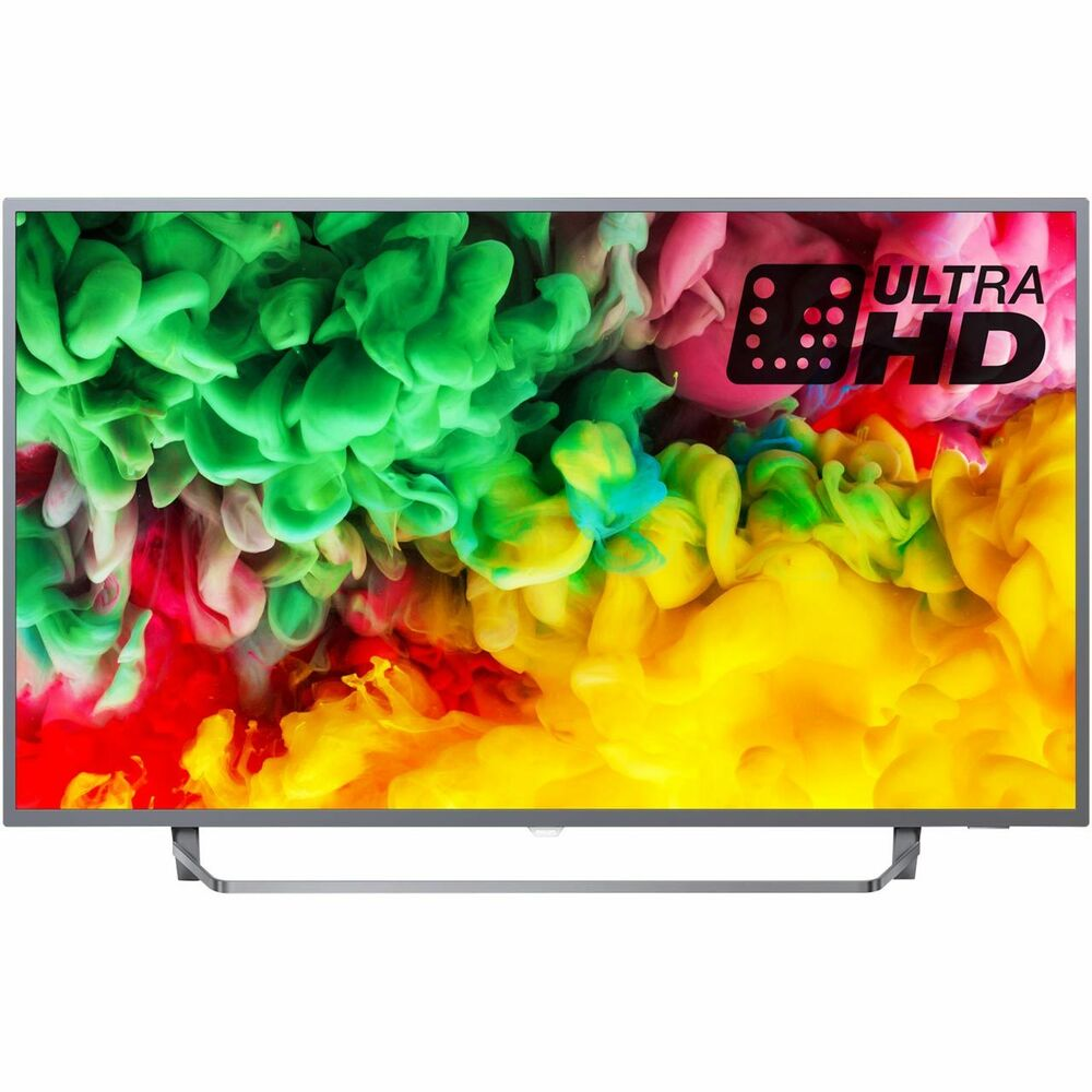 Philips TV 65PUS Inch Smart LED TV 4K Ultra HD 3