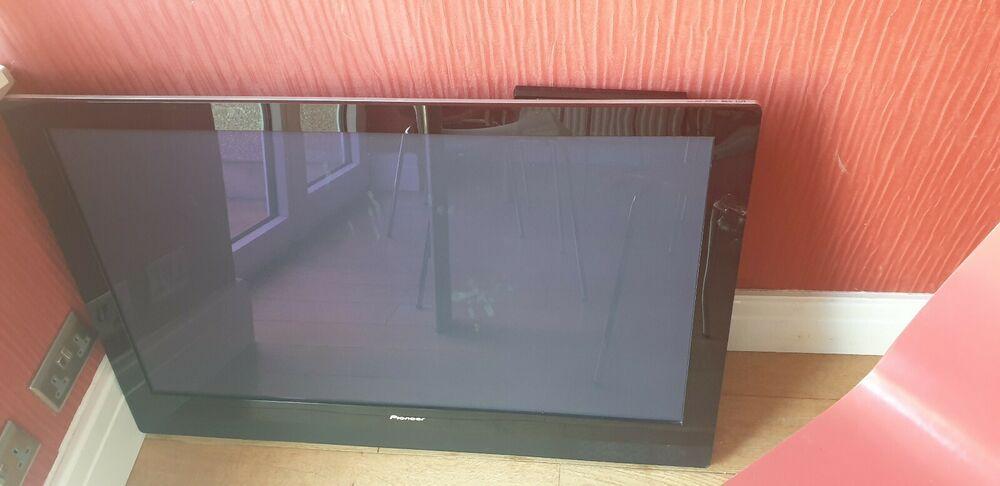 Pioneer Kuro PDP-LX inch p HD Plasma Television