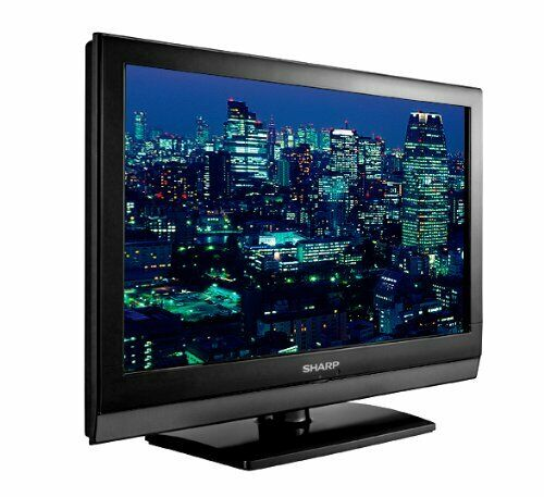 Sharp LC26SH7EBK 26-inch Widescreen LCD TV with Freeview
