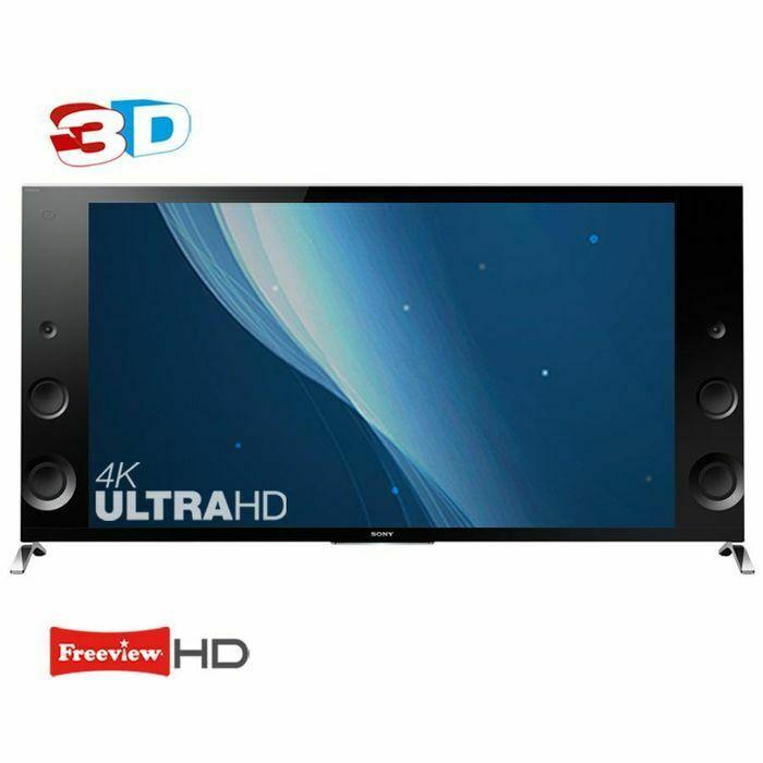 "Sony Bravia KD-55XB 55"" 3D p UHD LED LCD Internet TV"