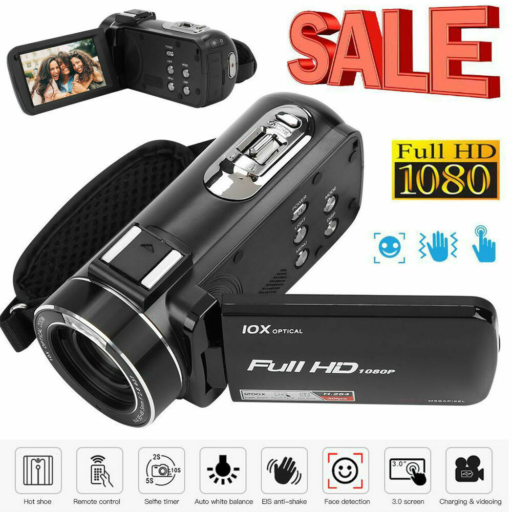 3.0inch Touch Screen P 24MP 10X Optical Zoom Digital