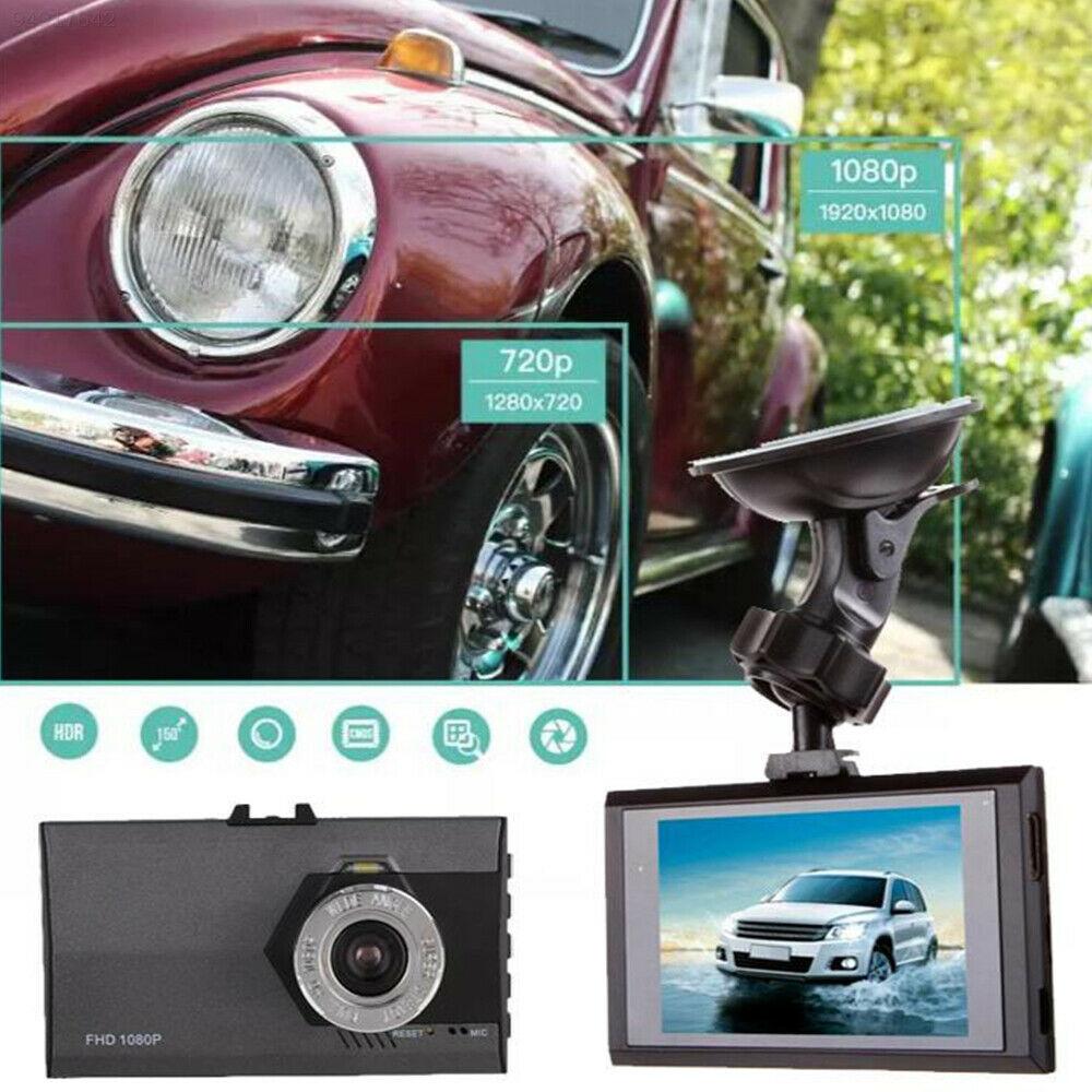 Car DVR Mini Camcorder Dash Camera 120 Degree Wide Angle