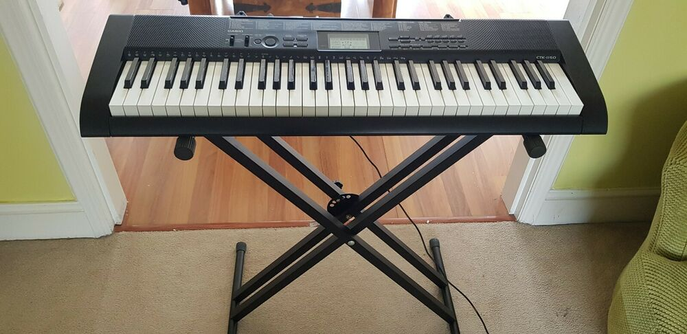 Casio CTK- Full Size Starter Keyboard - 61 Keys with