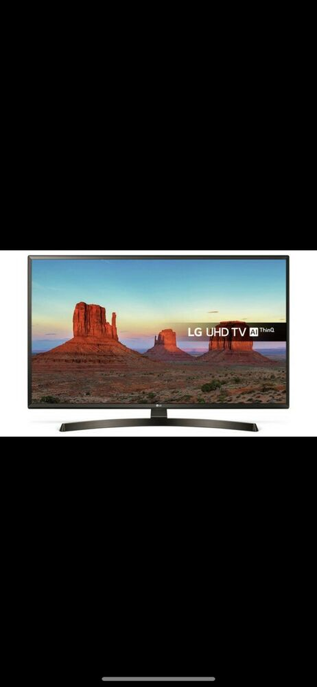 LG 43UKPLF 43 Inch Smart Ultra HD TV with HDR