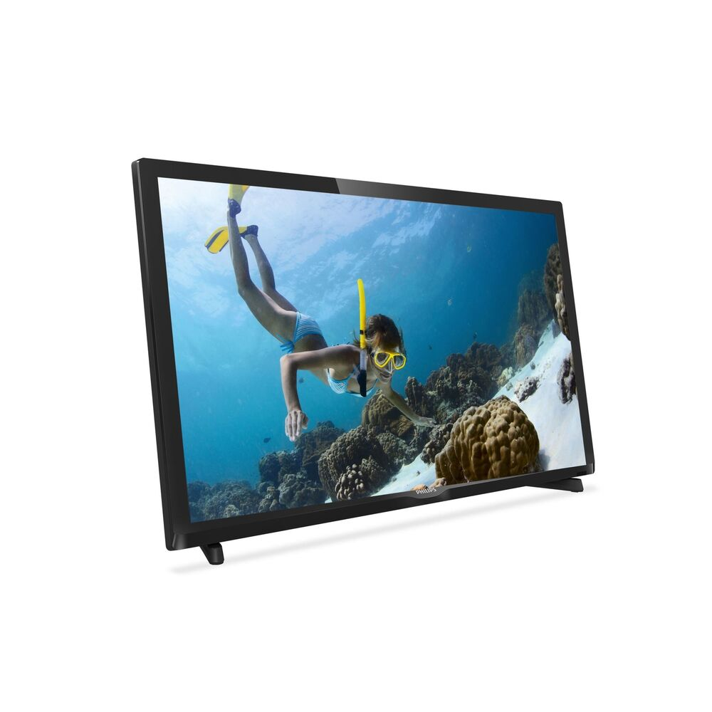 "Philips HFLT/12 Commercial TV - 24"" Black"