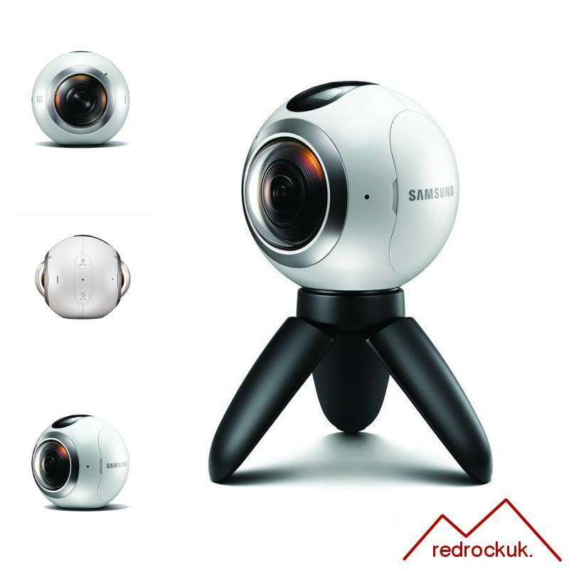 Samsung Gear 360 Camera for Samsung Note 5, S7, S7 Edge, S6,