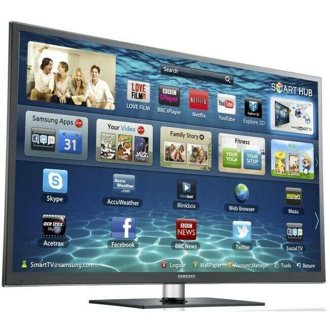 Samsung PS51Einch Series 6 Full HD p 3D Smart