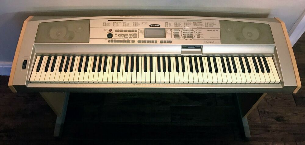 Yamaha DGX 500 Portable Grand Digital Piano 88 Full Sized