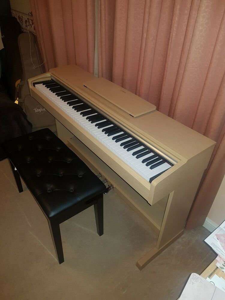 Yamaha Ydp142 Digital Piano in Cherry