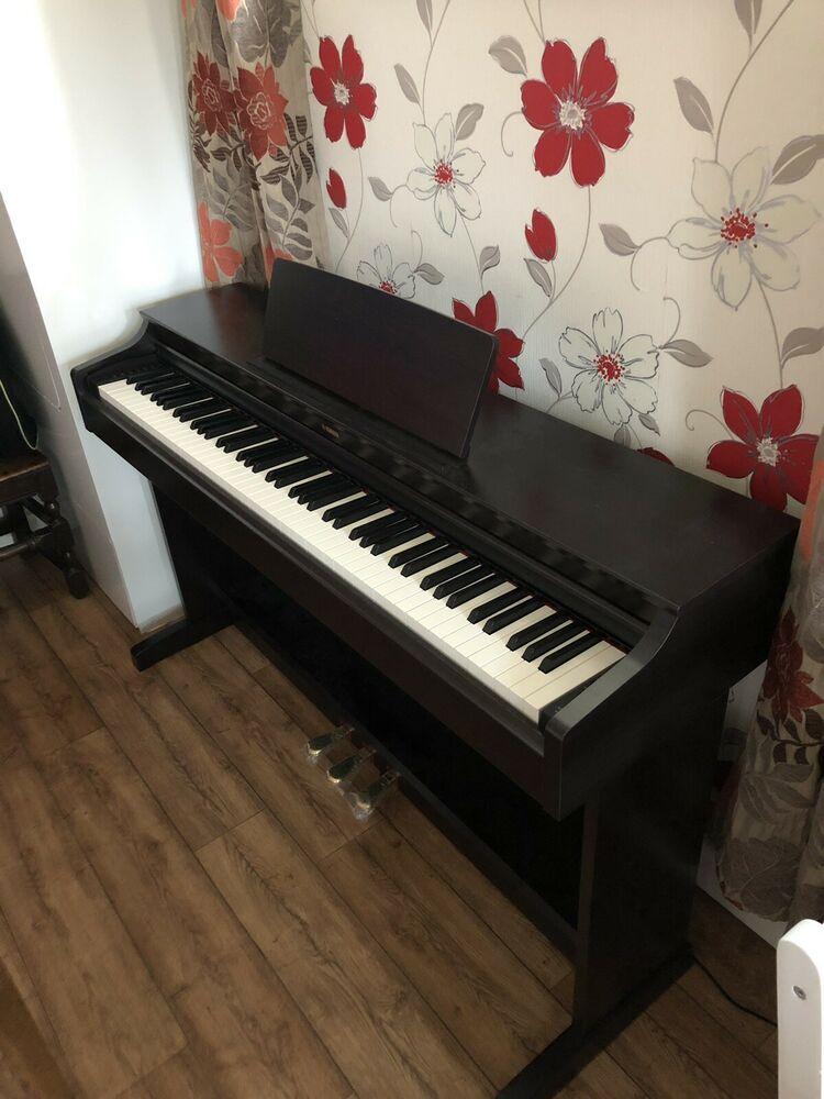 Yamaha Ydp163 Digital Piano in Rosewood