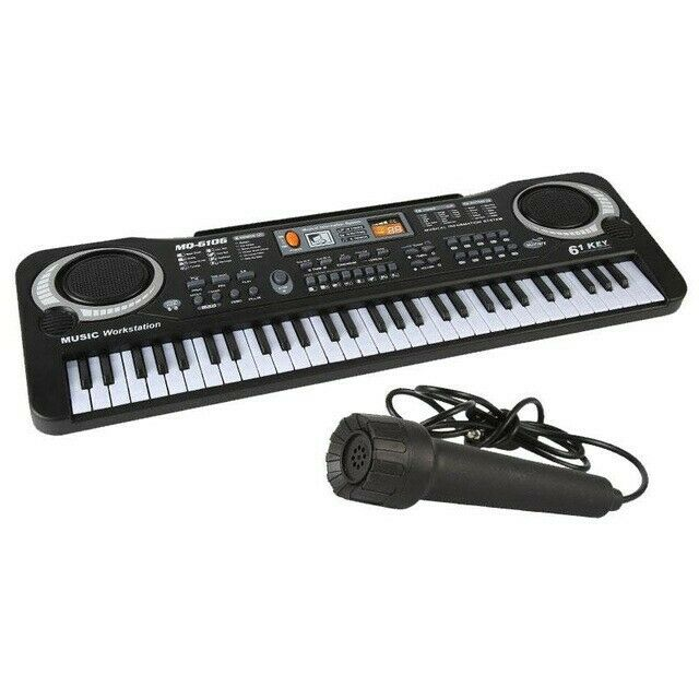 children 61 keys music electronic keyboard