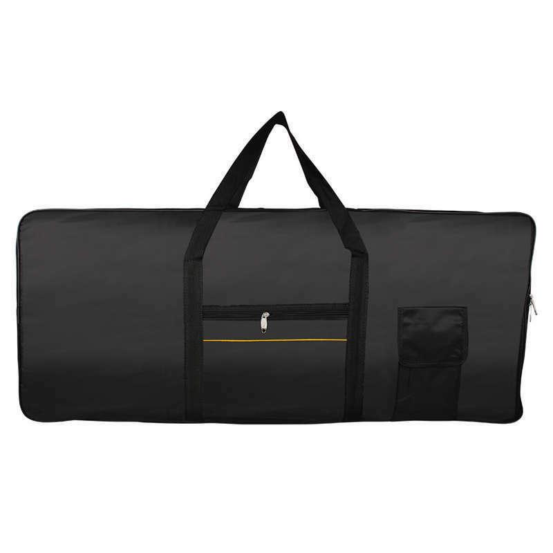 1X(Waterproof Portable Oxford Fabric Electronic Organ Bag