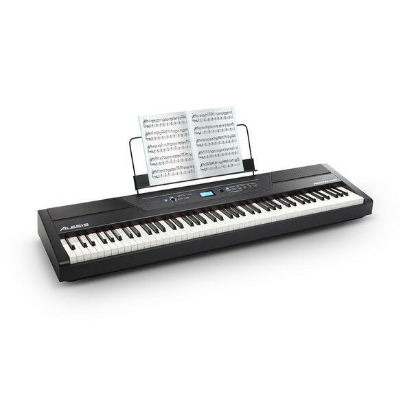 Alesis Recital Pro 88-Key USB MIDI Digital Piano Keyboard