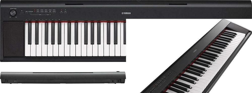 BEST NP 12 Piaggero Slimline Home Keyboard NP12 Digital