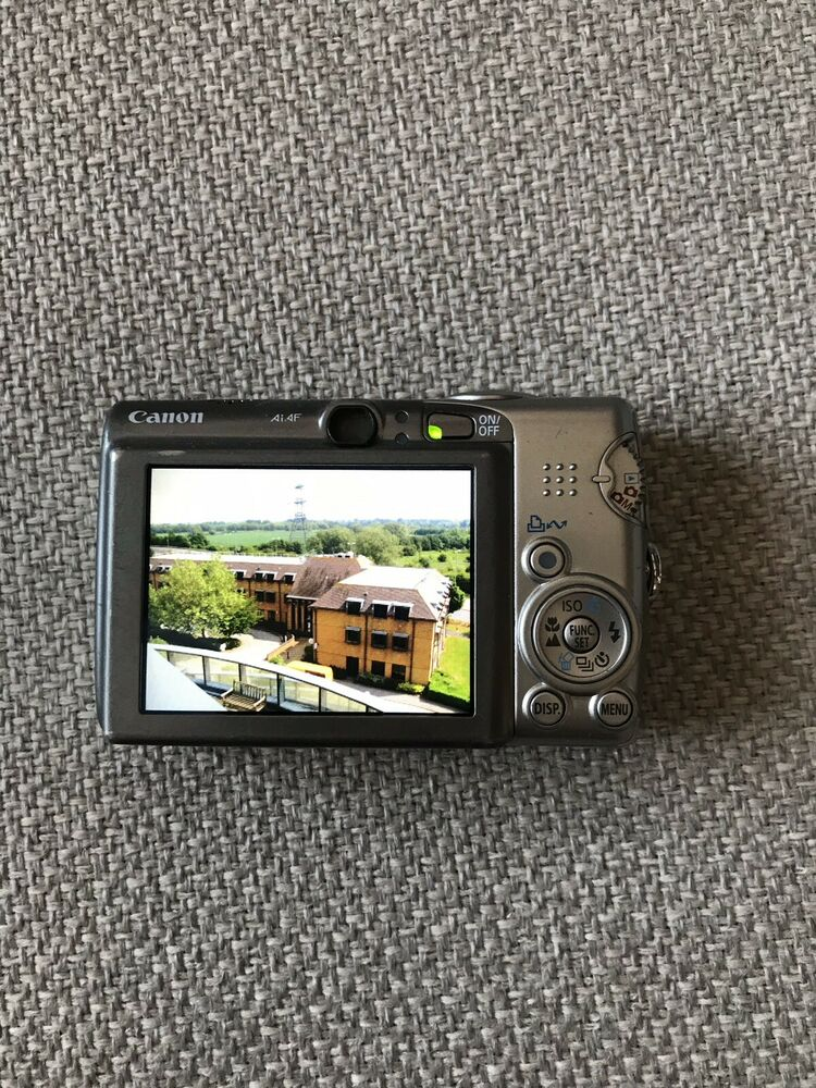Canon IXUS 950 IS Digital Camera 8MP