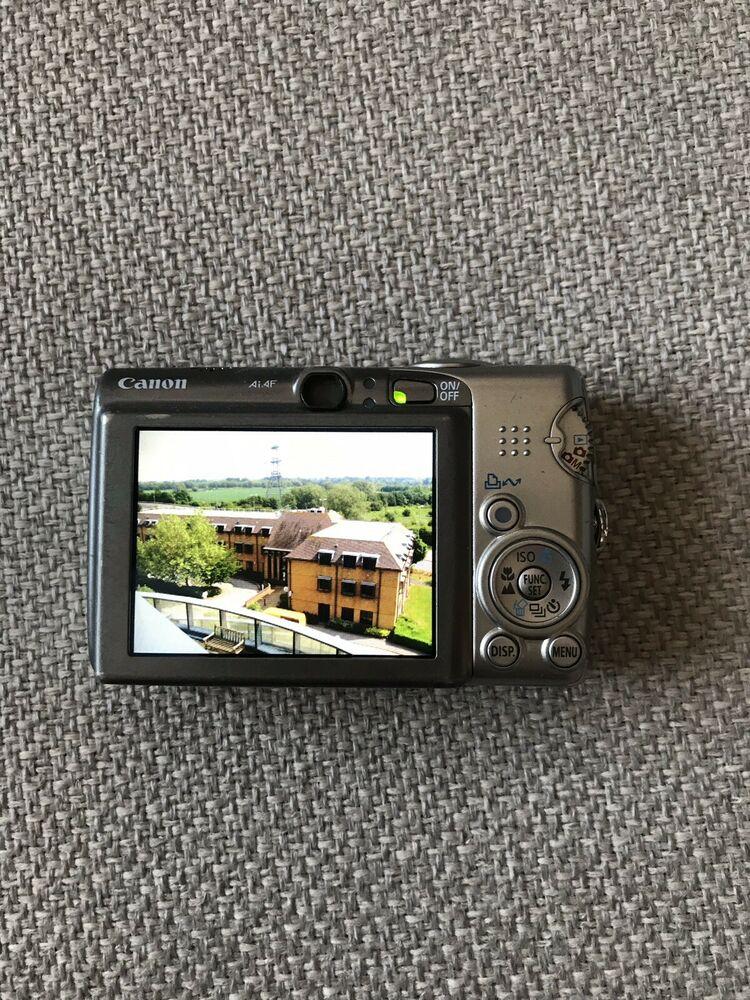 Canon IXUS 950 IS Digital Camera 8MP