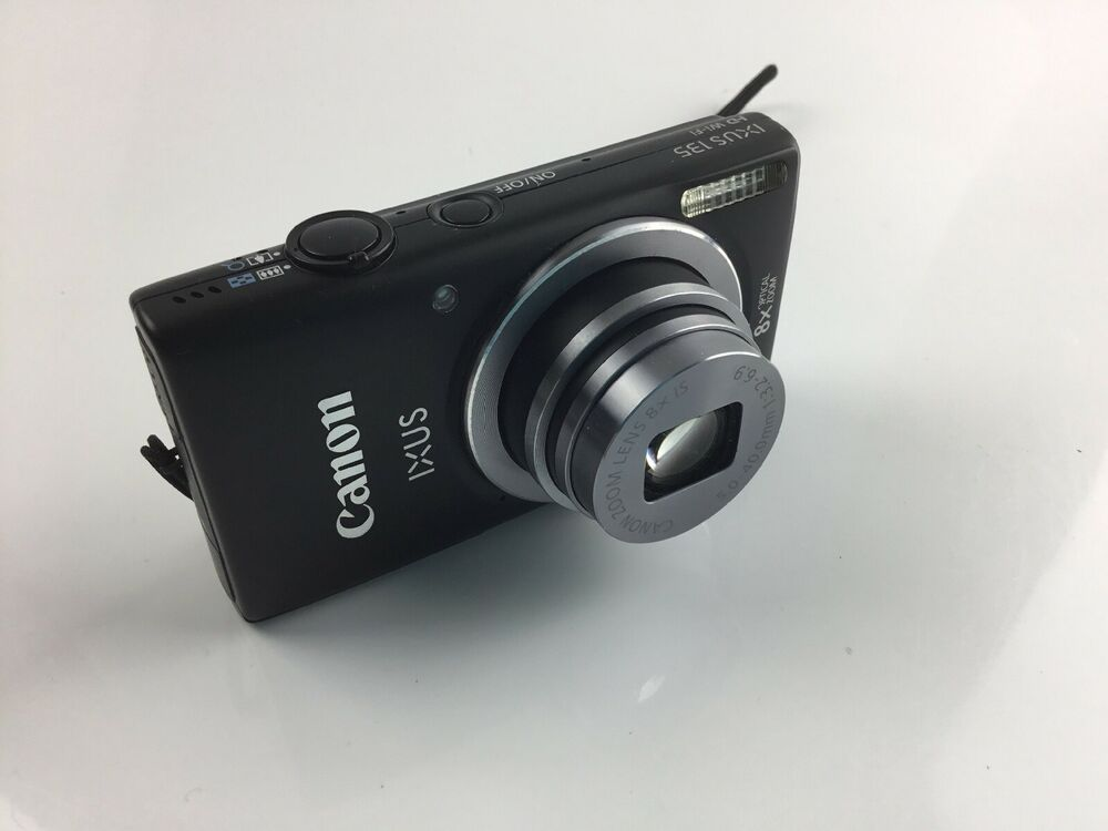 Canon IXUS MP Digital Camera - Black