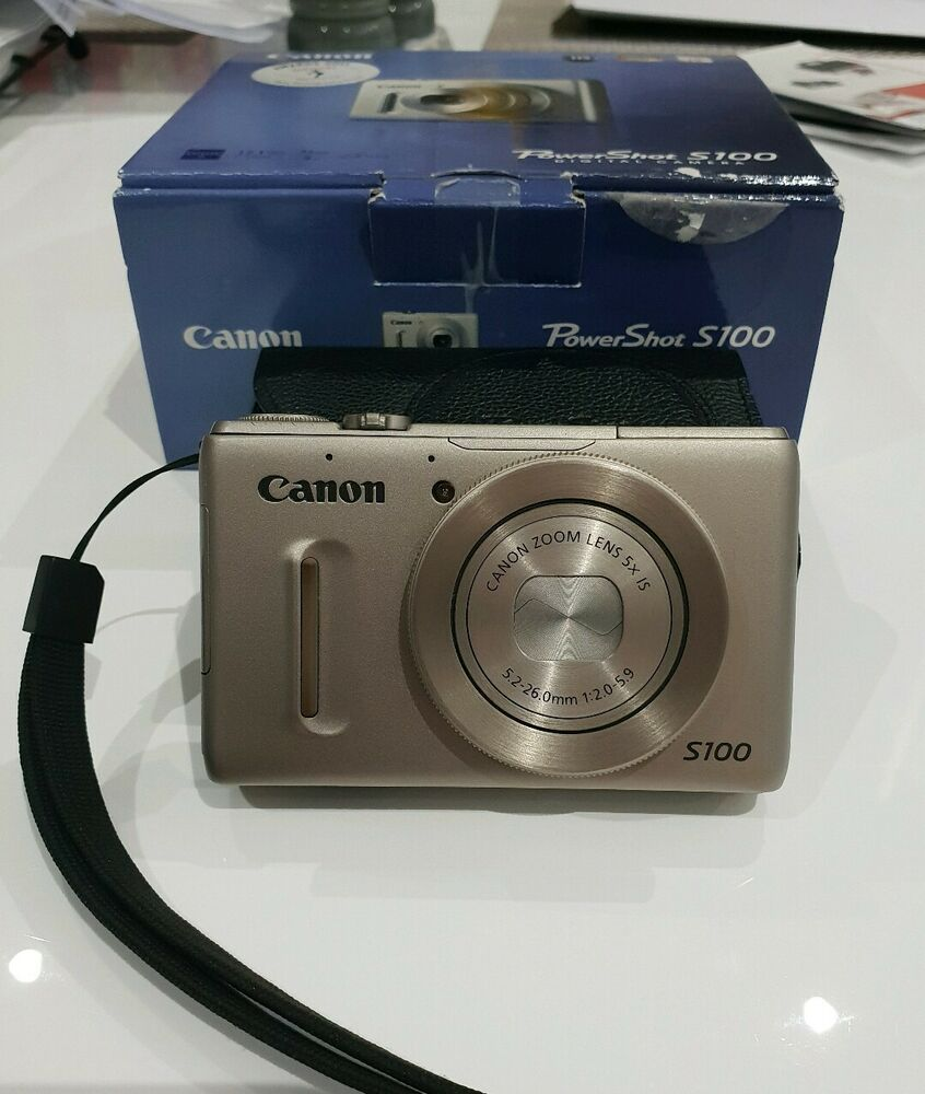 Canon PowerShot SMP Compact Digital Camera - Silver