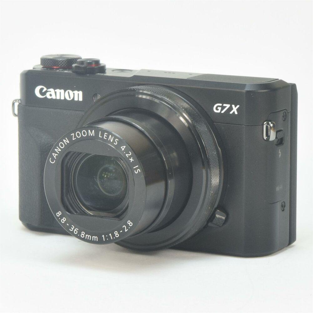 Canon Powershot G7 X MkII Vlogger Kit, Digital Camera,