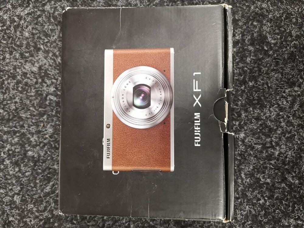 Fujifilm FinePix X Series XFMP Digital Camera - Tan
