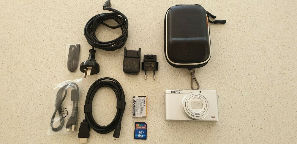 Fujifilm FinePix X Series XQ MP Digital Camera -