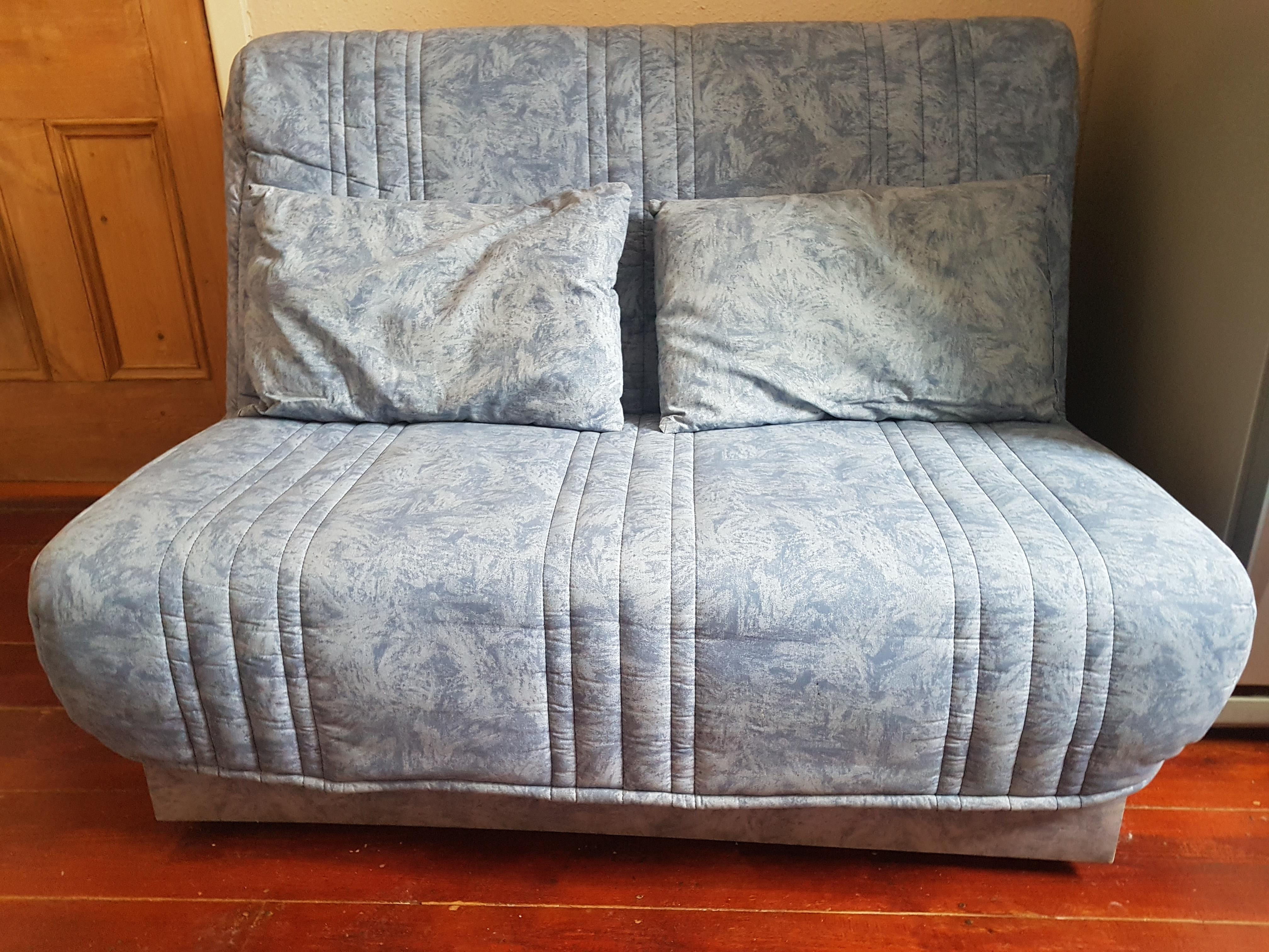 Ikea Ektorp 2 Seater Sofa Bed With Two Set Of Posot Class
