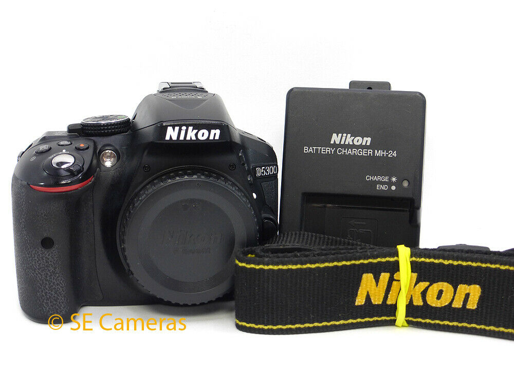 NIKON D DSLR BODY ONLY CAMERA FULLY TESTED WORKING