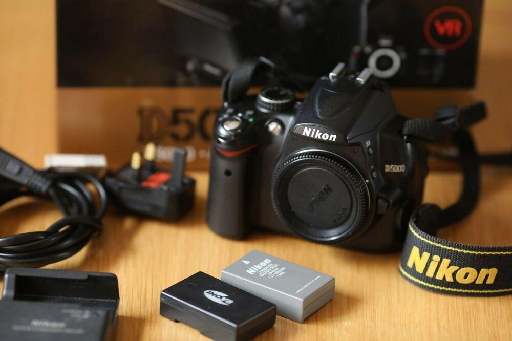 Nikon DMP APS-C DSLR Body (Low shutter